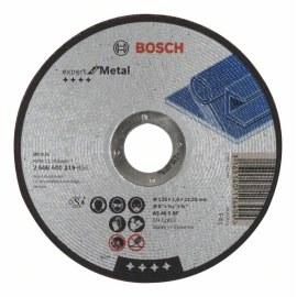 Abrasiiv lõikeketas Bosch A46 S BF; 125x1,6 mm