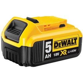 aku DeWalt DCB184; 18 V; 5,0 Ah; Li-ion