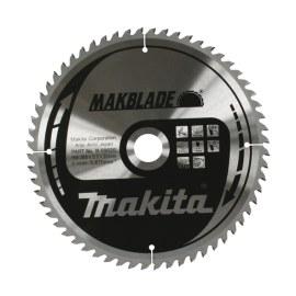 Saeketas puidule Makita MAKBLADE; 260x2,3x30,0 mm; Z64; 5°