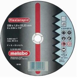 Abrasiiv lõikeketas Metabo; 230x1,9 mm metallile