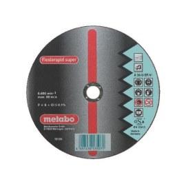 Abrasiiv lõikeketas Metabo; 125x1,6mm metallile