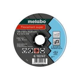 Lihvketas Metabo A30-O; 125x6 mm