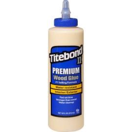 Puiduliim Titebond II Premium; 474 ml