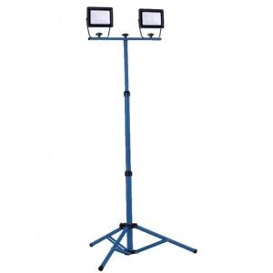 Kaasaskantav LED lamp AS-Schwabe Optiline; 2x30 W; statiiviga