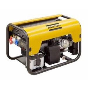 Generaator Atlas Copco QEP R6,5 AVR CON ELR; 5 kW; bensiinimootoriga + Õli