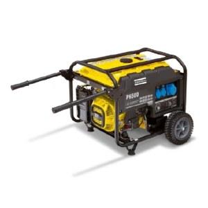 Generaator Atlas Copco P6500T; 5,5 kW; bensiinimootoriga + Õli