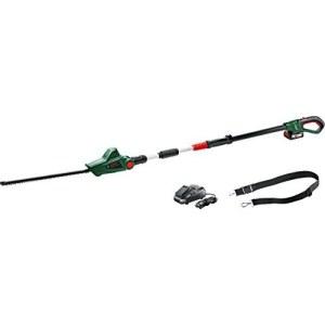 Teleskoopiline hekilõikur Bosch Universal Hedge Pole 18; 18 V; 1x2,5 Ah juhtmevaba; 43 cm pikkus