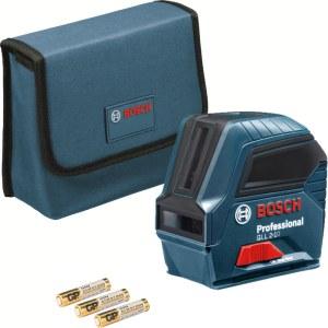 Ristjoonlaser Bosch GLL 2-10