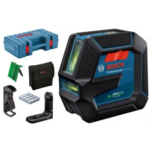 Lasernivelliir Bosch GLL 2-15 G + Tarvikud