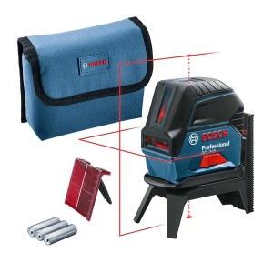 Lasernivelliir Bosch GCL 2-15 + Hoidik RM1