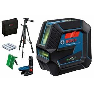 Lasernivelliir Bosch GCL 2-50 G + Tarvikud