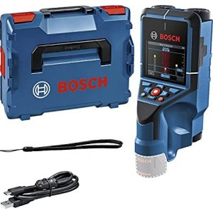 Metalli-ja puudetektor Bosch D-tect 200 C; 12 V; (ilma aku ja laadijata)