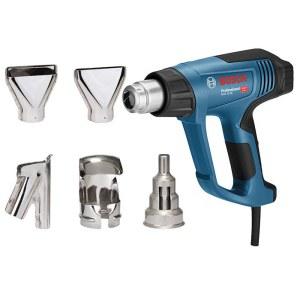 Kuumaõhupuhur Bosch GHG 23-66 + Tarvikud