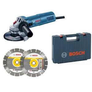 Nurklihvija Bosch GWS 880 Professional + Tarvikud