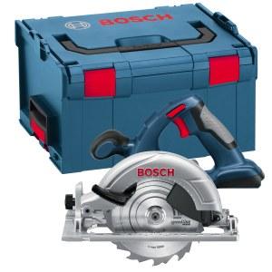 Akuketassaag Bosch GKS 18 V-LI Solo (ilma aku ja laadijata)