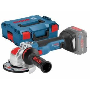 Nurklihvija Bosch GWX 18V-10 SC SOLO X-Lock; 18 V (ilma aku ja laadijata)