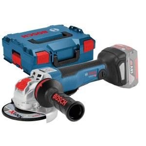 Nurklihvija Bosch GWX 18V-10 PC SOLO X-Lock; 18 V (ilma aku ja laadijata)