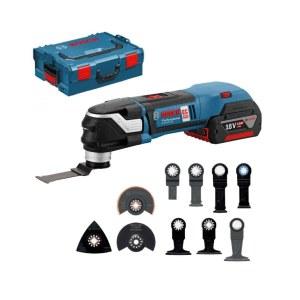 Universaalne tööriist Bosch GOP 18 V-28; 18 V; 2x5,0 Ah aku