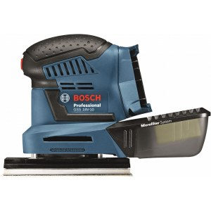 Taldlihvija Bosch GSS 18 V-10 (ilma aku ja laadijata)