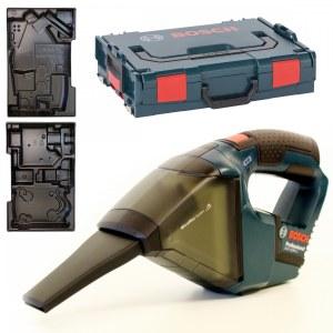 Пылесос аккумуляторный Bosch GAS 12V; 12 V (без аккумулятора и зарядного устройства)