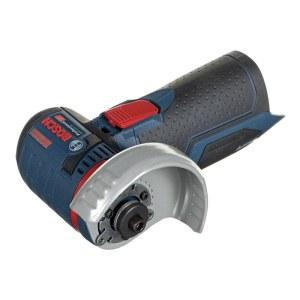 Аккумуляторная угловая шлифмашина Bosch GWS 12V-76 V-EC; 12 V; (без аккумулятора и зарядного устройства)