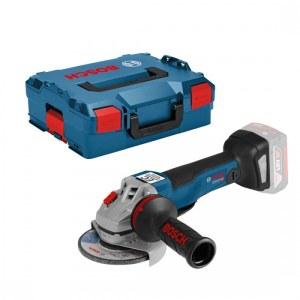 Угловая шлифмашина Bosch GWS 18V-10 PC SOLO L-Boxx; 18 V (без аккумулятора и зарядного устройства)