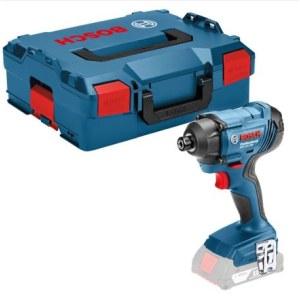 Löökkruvikeeraja Bosch GDR 18V-160; 18 V (ilma aku ja laadijata)