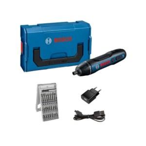 Kruvikeeraja Bosch GO l-boxx Mini; 3,6 V; 1x1,5 Ah aku