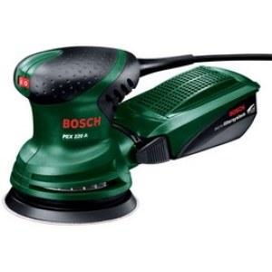 Ekstsentriklihvmasin Bosch PEX 220 A