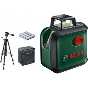 Lasernivelliir Bosch AdvancedLevel + Tarvikud