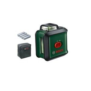 Lasernivelliir Bosch Universal Level 360; roheline