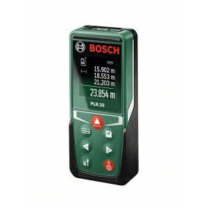 Laserkaugusmõõdik Bosch PLR 25