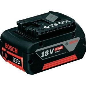 Aku Bosch GBA18 V; 5,0 Ah; Li-lon