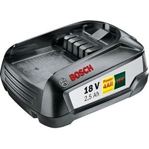 Aku Bosch PBA 18; 18 V; 2,5 Ah; Li-lon