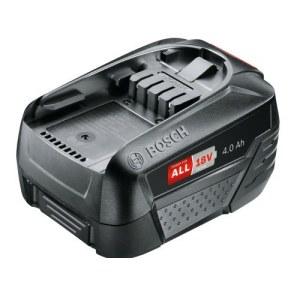 Aku Bosch PBA 18V; 4,0 Ah; Li-lon