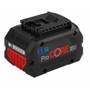 Aku Bosch GBA ProCORE; 18 V; 5,5 Ah aku