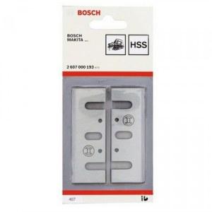 Höövel Bosch 2607000193; 2 tk