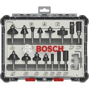 Freeside komplekt Bosch; 6 mm; 15 tk