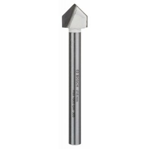 Puurid klaasi ja keraamiliste plaatide jaoks Bosch; 16x90 mm
