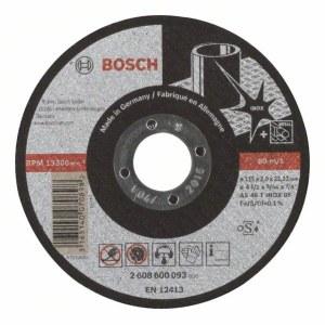 Abrasiiv lõikeketas Bosch AS 46 T INOX BF; 115x2 mm