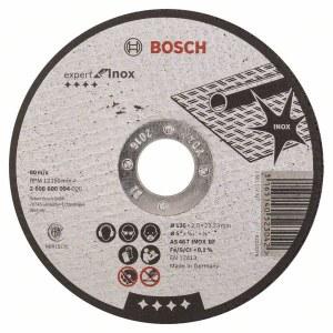 Abrasiiv lõikeketas Bosch AS 46 T INOX BF; 125x2 mm
