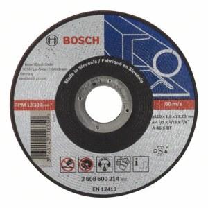 Abrasiiv lõikeketas Bosch A46 S BF; 115x1,6 mm