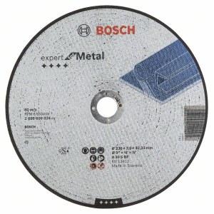 Abrasiiv lõikeketas Bosch A30 S BF; 230x3 mm