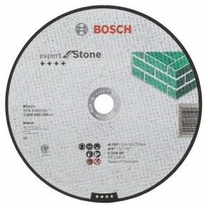 Abrasiiv lõikeketas Bosch C24 R BF; 230x3 mm