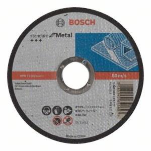 Abrasiiv lõikeketas Bosch Standard; 115x1,6 mm