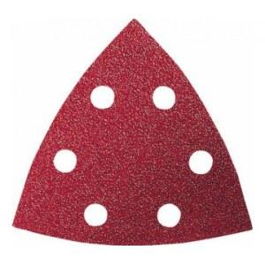 Lihvpaber deltalihvmasinatele Red Wood-top; 93 V; K400; 5 tk
