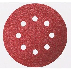 Lihvpaber ekstsentriklihvmasinatele Expert for Wood; 125 mm; K80; 5 tk