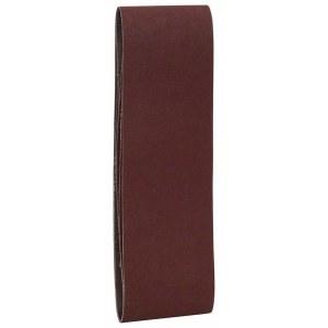 Lihvpaber lintlihvmasinatele Best for Wood; 75x533 mm; K180; 3 tk