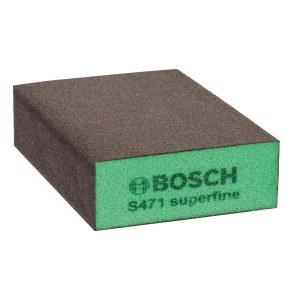 Lihvimis käsn Bosch Flat&Edge; 69x97x26 mm; P320-500