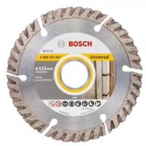 Teemantlõikeketas Bosch Universal 115 mm